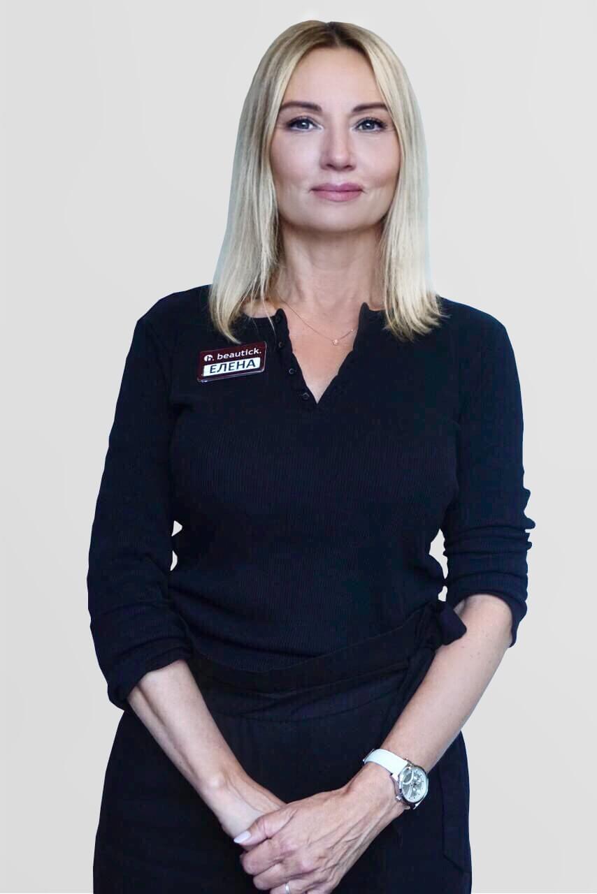 Елена Сурженкова