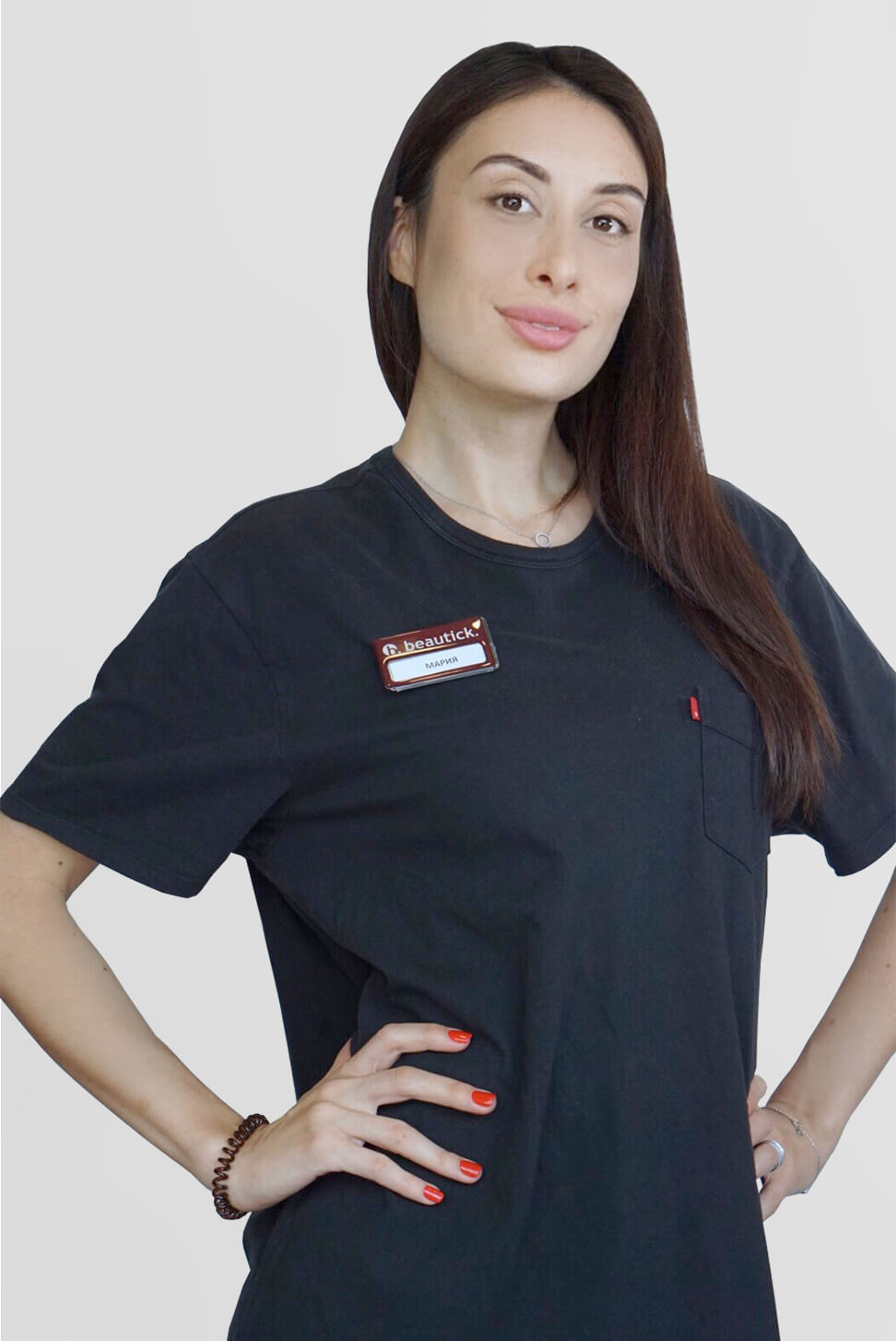 Мария Кручинина
