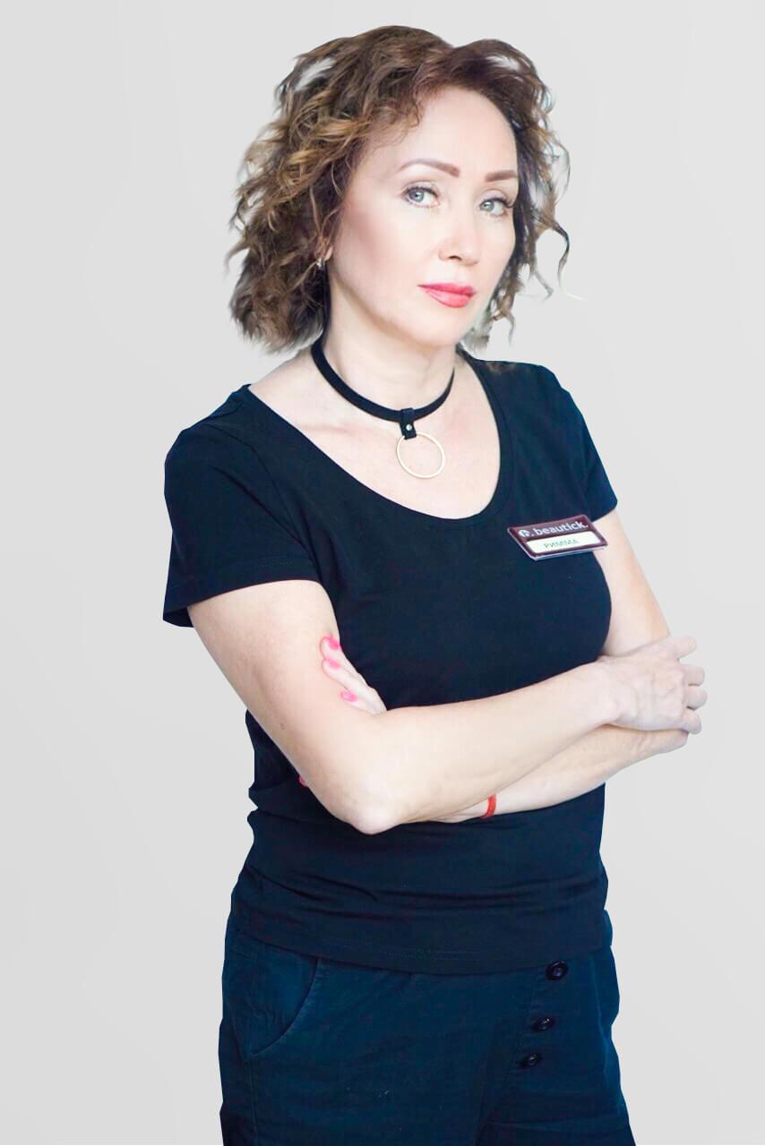 Римма Бабаева