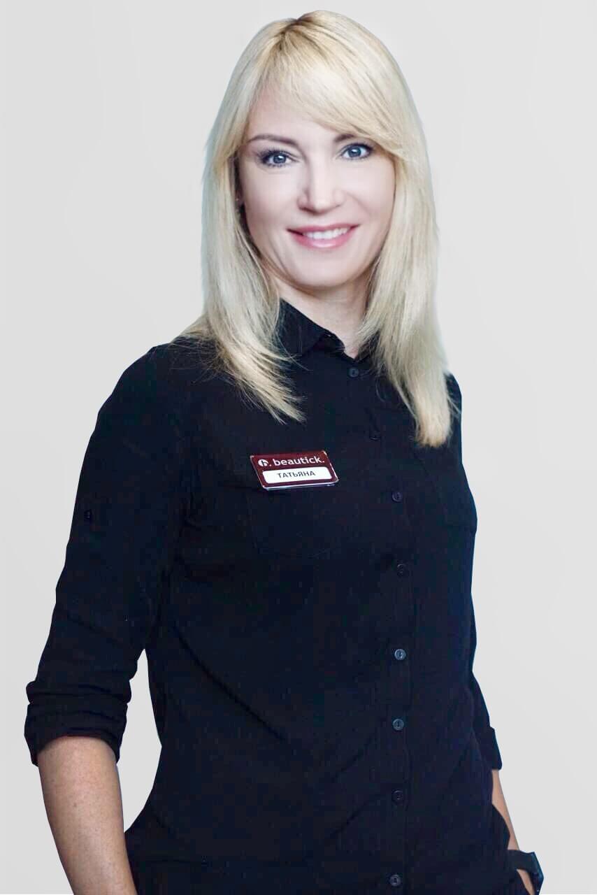Татьяна Толчева